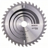 2608640628 Пильный диск Bosch Optiline Wood 230 x 30 x 2,8 mm, 36 2.608.640.628